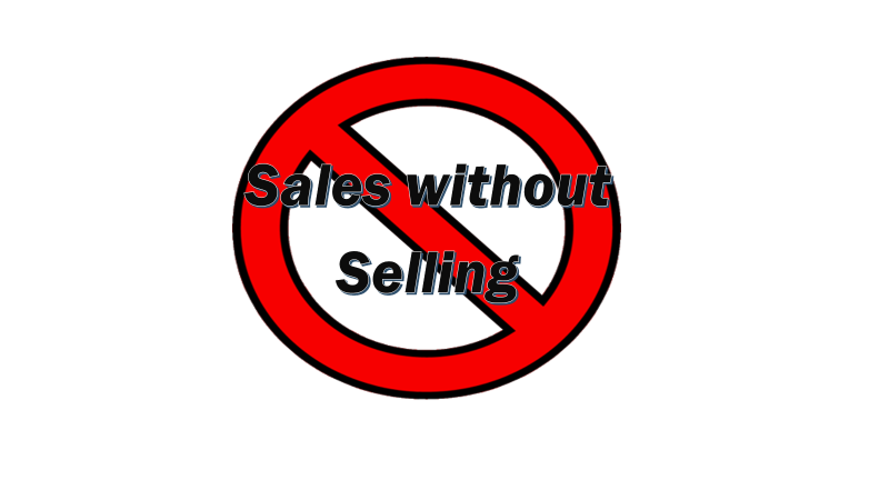 Total Revenue Coaching/DBA Sales Without Selling