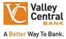 Valley Central Bank logo