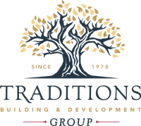 Traditions Building Group logo