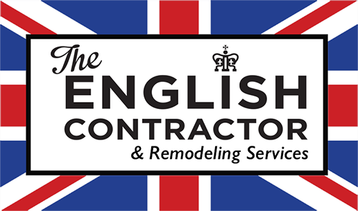 The English Contractor & Remodeling Services logo