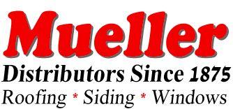 Mueller Roofing Dist. logo