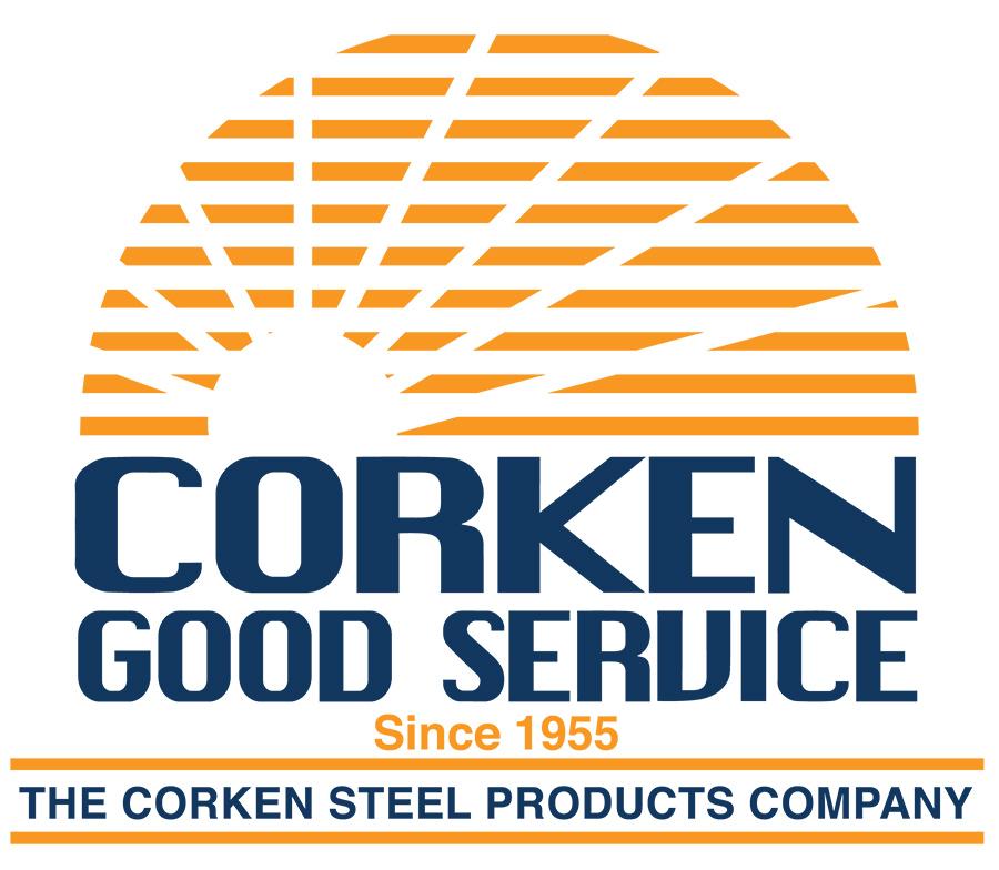 Corken Steel Products logo