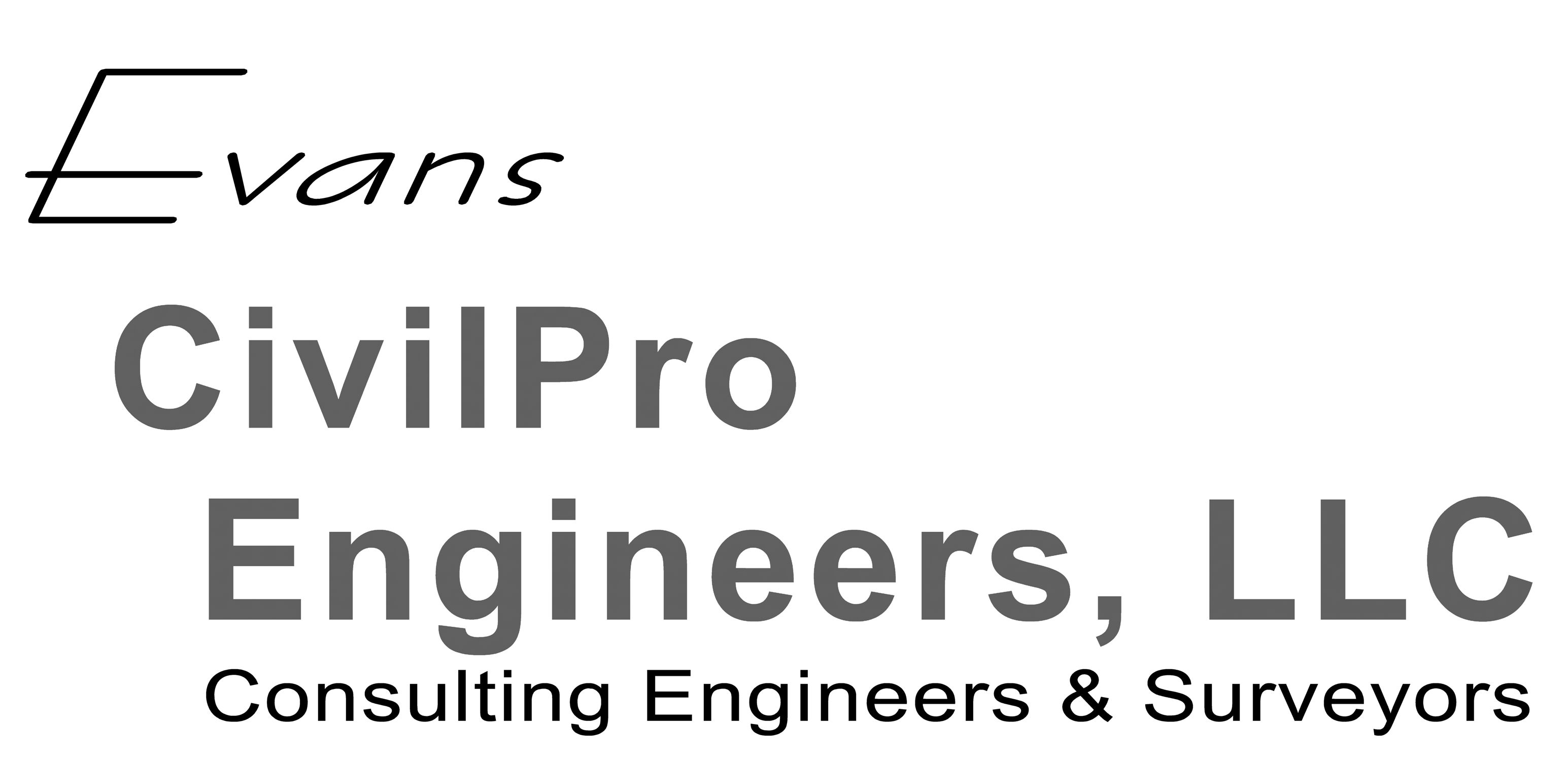 Evans CivilPro Engineers, LLC logo