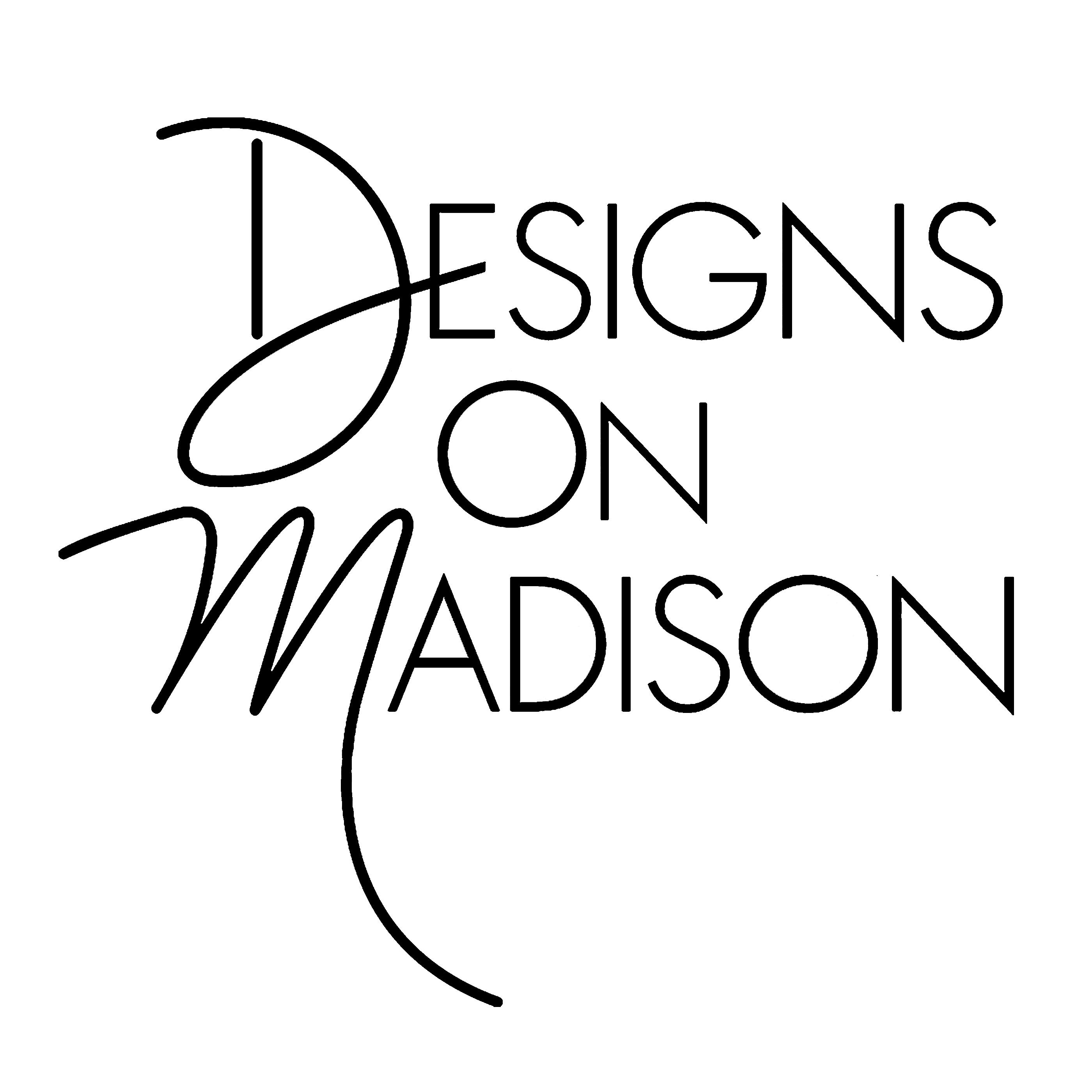Designs on Madison logo
